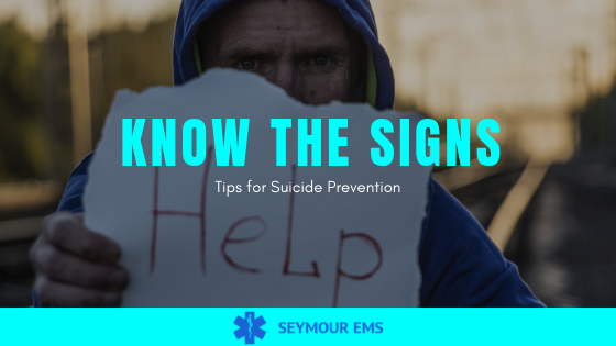 Suicide Prevention: Know the Signs