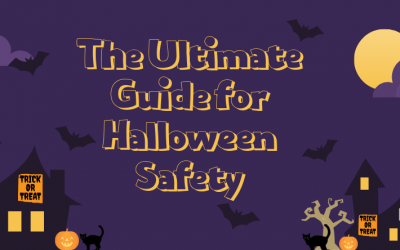 The Ultimate Guide For Halloween Safety 2019
