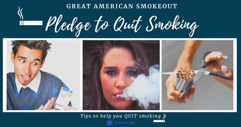 Pledge to Quit Smoking Today: Tips to Help You Quit Smoking