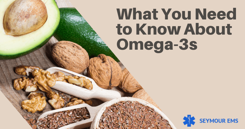 What Are The Health Benefits Of Omega 3s?