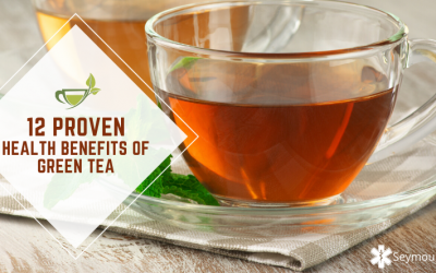 12 Proven Health Benefits of Green Tea