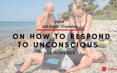 First Aid Basic Training On How To Respond To Unconscious Individuals