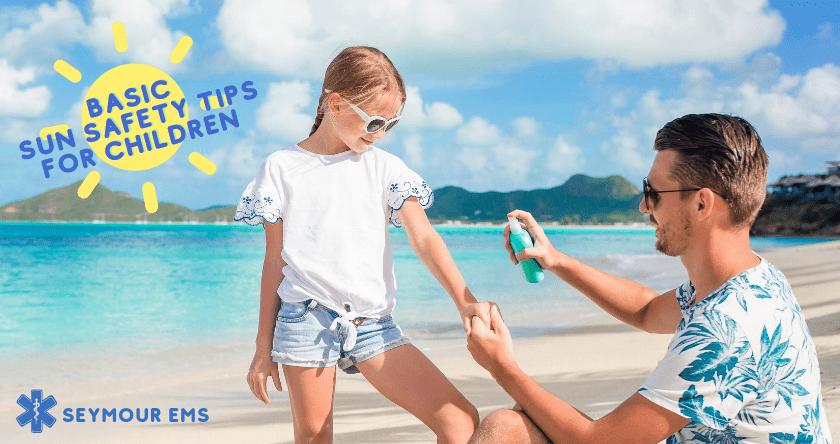 Sun Safety Basics for Children