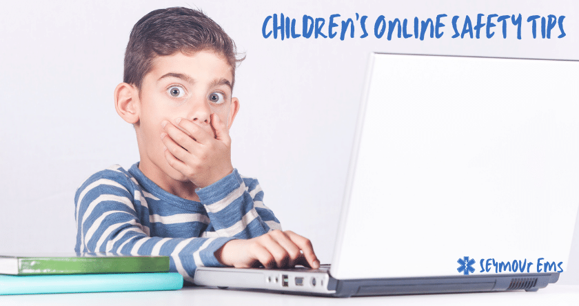 Childrens Online Safety Tips