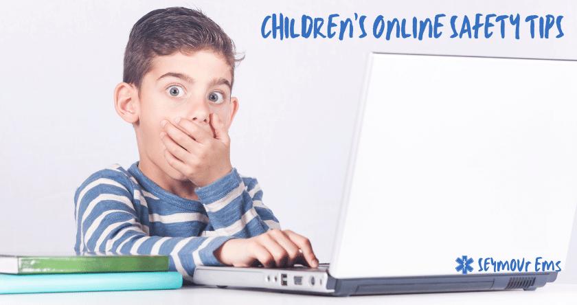 Childrens Online Safety Tips